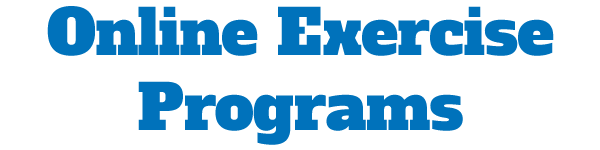 Online Exercise Programs